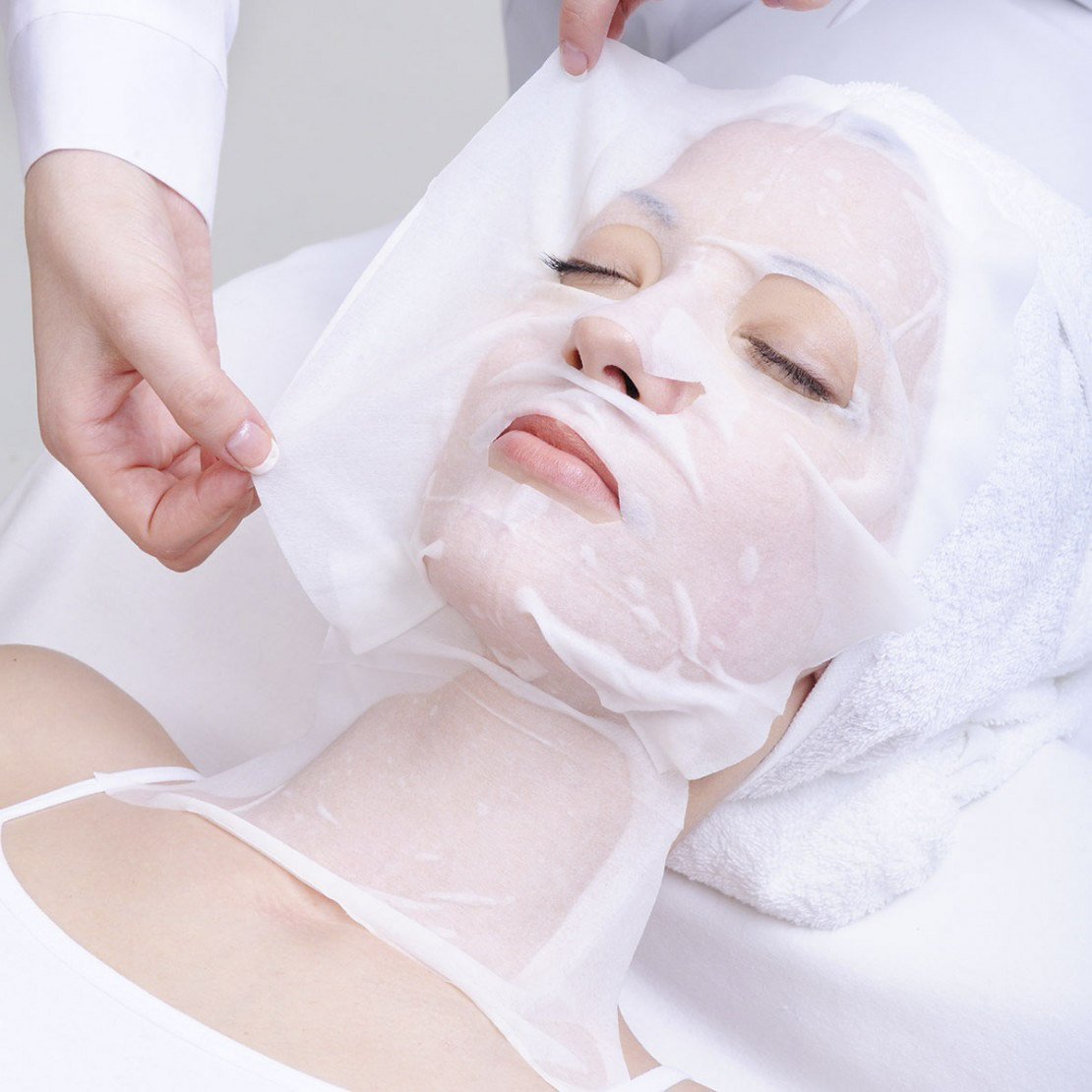 meso therapy face mask